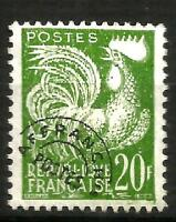 France Préoblitéré  n° 113 Neuf  ★   1959