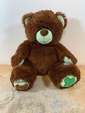 "Build A Bear Girl Scouts Thin Mints Cookie Bear 12"" Plush"