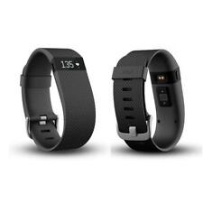 Fitbit Charge HR Heart Rate Monitor Wristband - SMALL BLACK