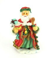"Old World Santas by Katharine Stevenson ""English Christmas Man"" FIGURINE Holiday"