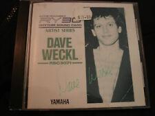 Yamaha rhythm sound card Rsc3071 (Artist series) w/ case & insert Dave Weckl