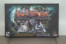 Ascension: Chronicle of the Godslayer 2nd Edition -read-