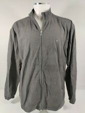 LINKSOUL MEN'S RAIN GEAR JACKET  - GREY - SZ XL