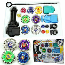 Bayblade Beyblade Burst 4D Set With Launcher Metal Fight Battle Kid Gift
