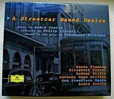 A Streetcar Named Desire Andre Previn (CD 1999 3 Discs, Deutsche Grammophon)