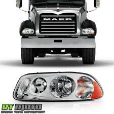 Mack Vision Pinnacle CX CXU CXN GU4 GU5 GU7 GU8 Headlight Headlamp Driver Side