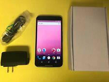 Google Nexus 6 XT1103 - 32GB - Midnight Blue (Verizon & Unlocked) - Excellent