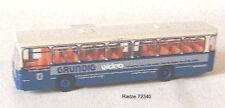 Rietze H0 72340 MAN Bus SL 200 Grundig Münchner Société des transports