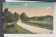Scene near Watertown NY