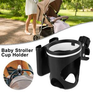 Universal Drink Holder Baby Stroller Cup Storage Bottle Pram Pushchair Buggy UK