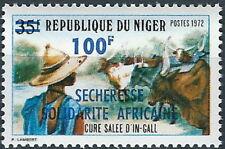 Niger - Zentralafrikanische Dürre postfrisch 1973 Mi. 394