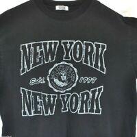Las Vegas New York NY Casino Retro L T-shirt Large Statue of Liberty Hotel