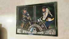 1999-00 Pacific Omega NHL Generations Mike Modano / David Legwand Card 5 RARE!!