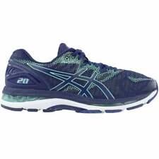 Asics Gel-Nimbus 20 Feminino Sapatos de corrida Tênis-Azul