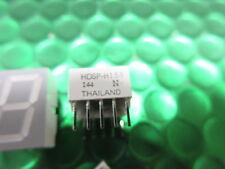 Hdsp-caractères H153 led module d'affichage rouge 7-segment 10 broches dip ** 3 par vente **