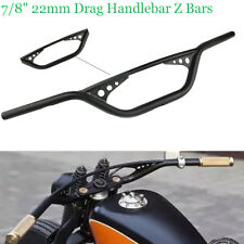 "Motorcycle 7/8"" 22mm Handlebar Drag Bar For For Harley Sportster XL883 XL1200"
