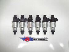 TRE 550cc Fuel Injectors Fits Denso Nissan Skyline Toyota Supra Turbo RB26DETT
