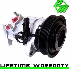 A/C Compressor and Clutch Fits Dodge Caravan; Chrysler Town Country, Voyager OEM