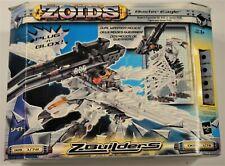 Zoids 2002 Z-Builders 1/72 Blox Buster Eagle #009 Unused Open Box
