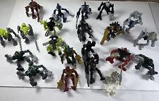 Lot Of 20 Bionicles