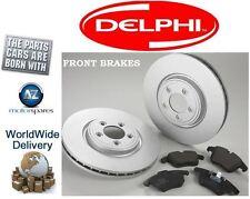 für Chevrolet Captiva VCDI 2.0DT 2007-2011 Bremsscheiben vorne und Bremsbeläge