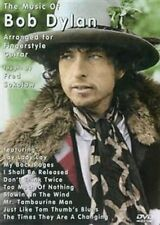 Fred Sokolow Teaches Bob Dylan Fingerstyle Guitar DVD NEW!