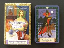 Mystical Kipper Fortune Telling Oracle Cards Deck Non Tarot Germany Divination