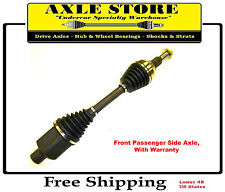 New CV Axle Front Right Passenger Side With Warranty for Enclave Acadia Outlook