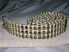 AMERICAN STANDARD ACME 50-3 TRIPLE STRAND RIVETED ROLLER CHAIN 5' MADE IN USA