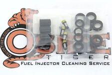 JDM Silvia CA18DET S13 180sx 1.8L Fuel Injector Oring Seal Filter Pintle Cap Kit