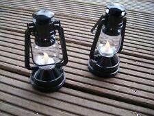 LED- Laternen, 2 Stück Stimmungslicht Tischleuchte Nachtleuchte, inkl Versand