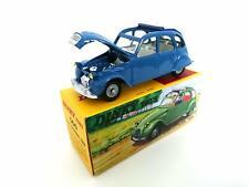 Dinky Toys 500 - CITROËN 2CV 6 1966 Bleu pétrole 1:43, Atlas 2267006