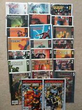 Marvel Comics Lot - Includes Ultimate X 00004000 -Men, Fantastic Four - Free shipping