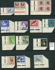 South Africa 1961 definitives complete SG 198-210 UM/MNH