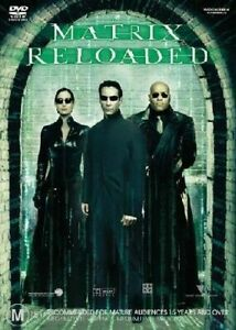 The Matrix Reloaded DVD (2 DISC) FAST SAME / NEXT DAY POST FROM SYDNEY