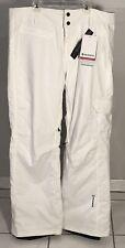 Sunice Ski Pants Stella Aspen Snowmass Snowboard � White Msrp $210 Size: 12 Nwt