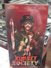 Sunset Society VHS Tape only 100 made Rock n Roll Vampire Tale Lemmy Ron Jeremy