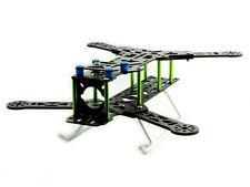 NEW 300H Carbon Fiber Mini FPV Quadcopter Multicopter Frame Kit GREEN