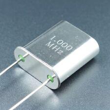 1 pc 1MHz Quartz Crystal Resonator HC-51/U 1.000 MHz 1000 KHz Big Size