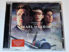 Hans Zimmer PEAR HARBOR Ben Affleck Kate Beckinsale Soundtrack CD