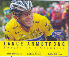 Lance Armstrong: Images of a Champion-ExLibrary