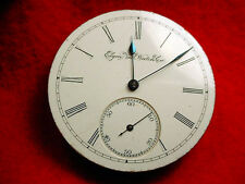 ELGIN 16 SIZE MOVEMENT LOOK AT PHOTOS FOR DETAILS!!   #M-720