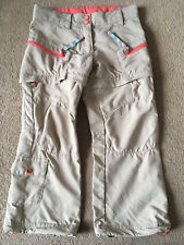 Quechua Beige Trousers / Shorts Size 4 Years, Brand New No tags