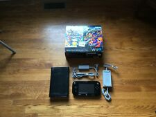Nintendo Wii U 32gb Console w/ Smash Bros & Splatoon Bundle System