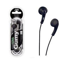 HA-F150-B Noir JVC Gumy Écouteurs Bass Boost Casque audio stéréo pour iPod, i ph