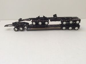 1/64 DCP Fontaine Lowboy, Jeep And Hydrasteer.