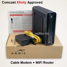 Motorola Arris SBG6580 DOCSIS 3.0 Wireless Cable Modem Router Comcast Xfinity
