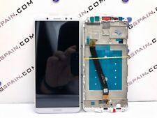 PANTALLA TACTIL+LCD CON MARCO para Huawei mate 10 lite color blanco envio 24hora