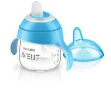 Philips Avent SCF751/15 Premium Spout Cup (7 oz, Blue)