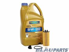 BMW i8 Oil Change Kit – 2014-16 w/ 3 Cyl. 1.5L Turbocharged Engine – LL-01 5W30